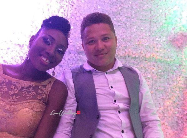 Nigerian White Wedding - Temitope and Pablo LoveweddingsNG2