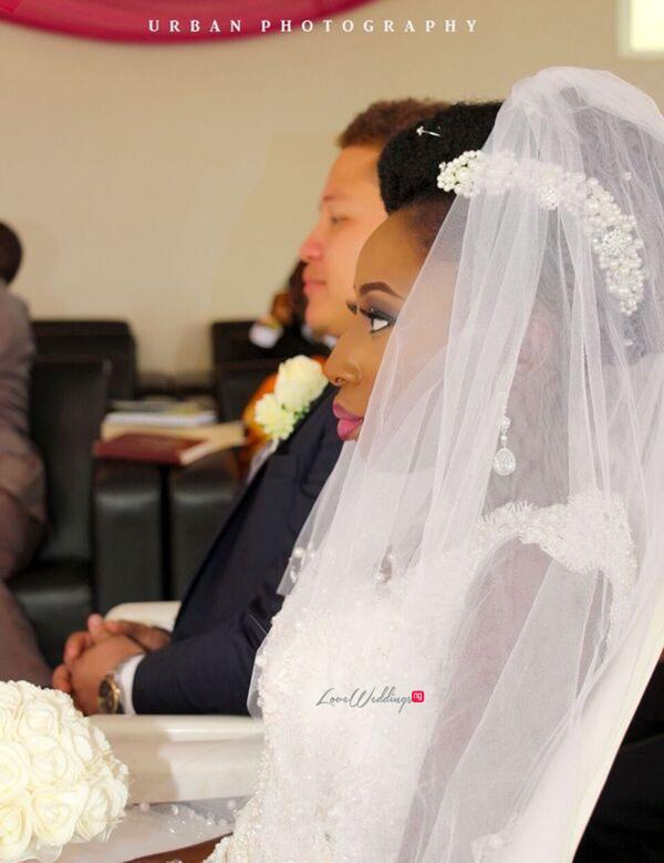 Nigerian White Wedding - Temitope and Pablo LoveweddingsNG5
