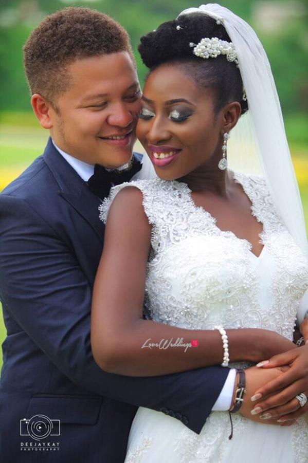 Nigerian White Wedding - Temitope and Pablo LoveweddingsNG8