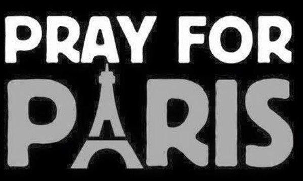 Pray for Paris LoveweddingsNG