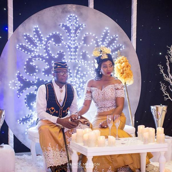 Ubi Franklin and Lilian Esoro Traditional Wedding LoveweddingsNG