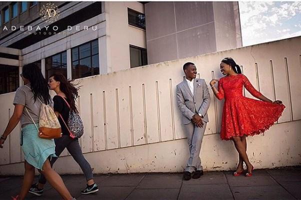 Uche Okonkwo and Kachi Asugha Pre Wedding LoveweddingsNG