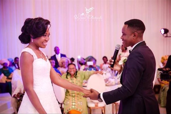 Bishop Mike Okonkwo's only child – Uche marries Kachi Asugba