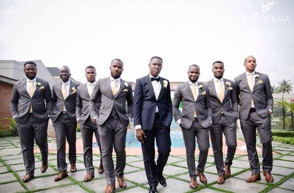 Uche Okonkwo and Kachi Asugha Wedding LoveweddingsNG5