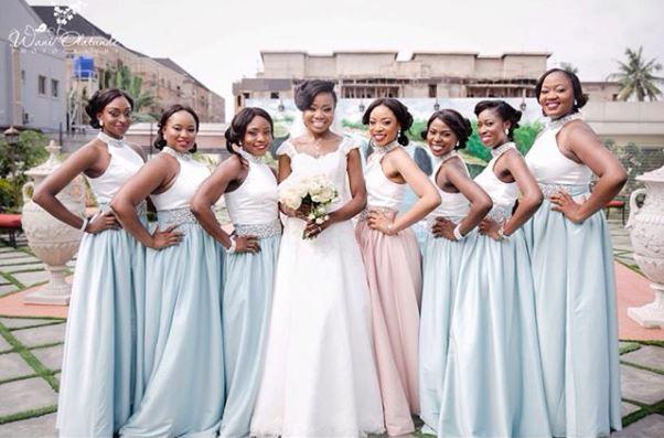 Uche Okonkwo and Kachi Asugha Wedding LoveweddingsNG7