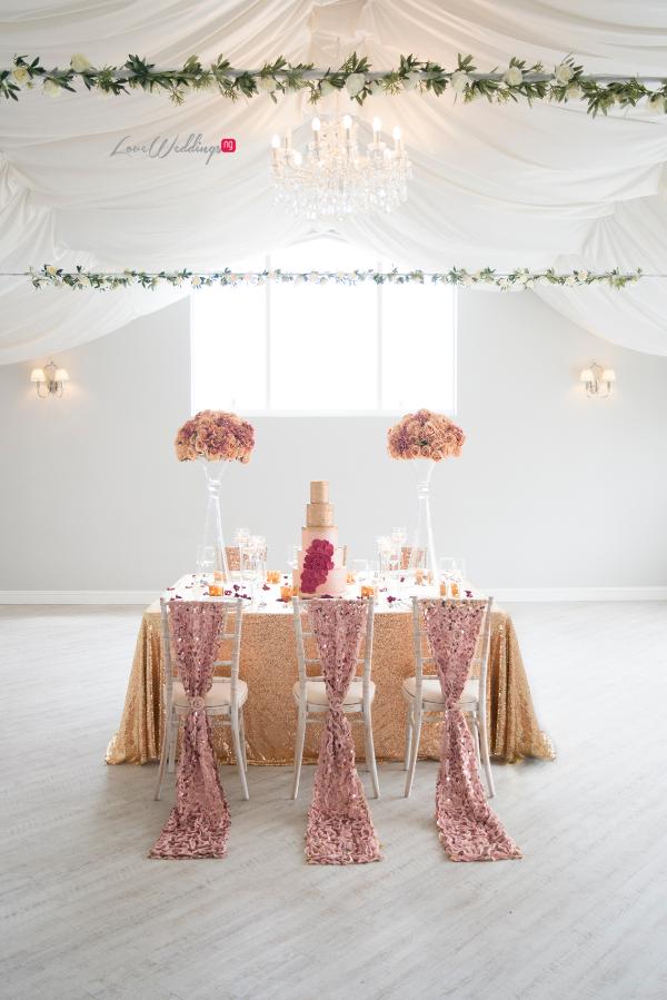 Wedding Floral and Event Design - Afmena Events LoveweddingsNG2