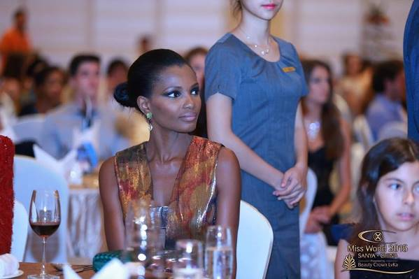 Agbani Darego in Tiffany Amber - Miss World 2015 LoveweddingsNG 4