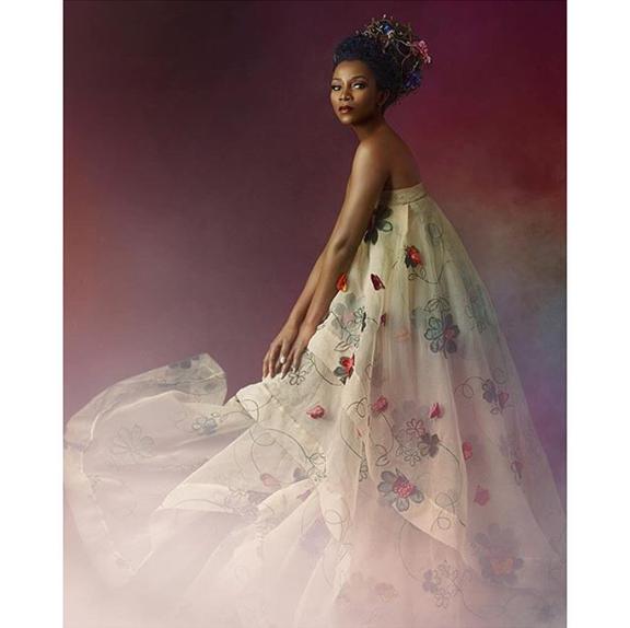 Genevieve Nnaji Thisday Style December 2015 LoveweddingsNG 4