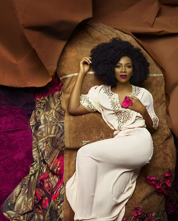 Genevieve Nnaji Thisday Style December 2015 LoveweddingsNG