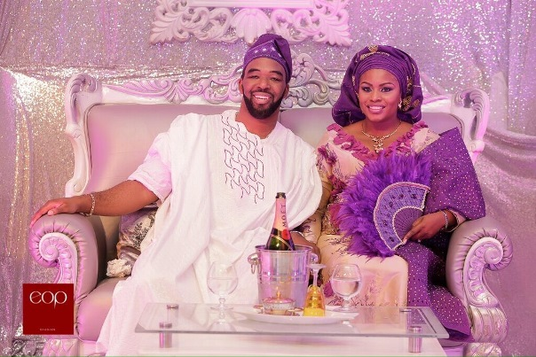 Liz Awoliyi and Tosin Osho's Traditional Engagement LoveweddingsNG 2