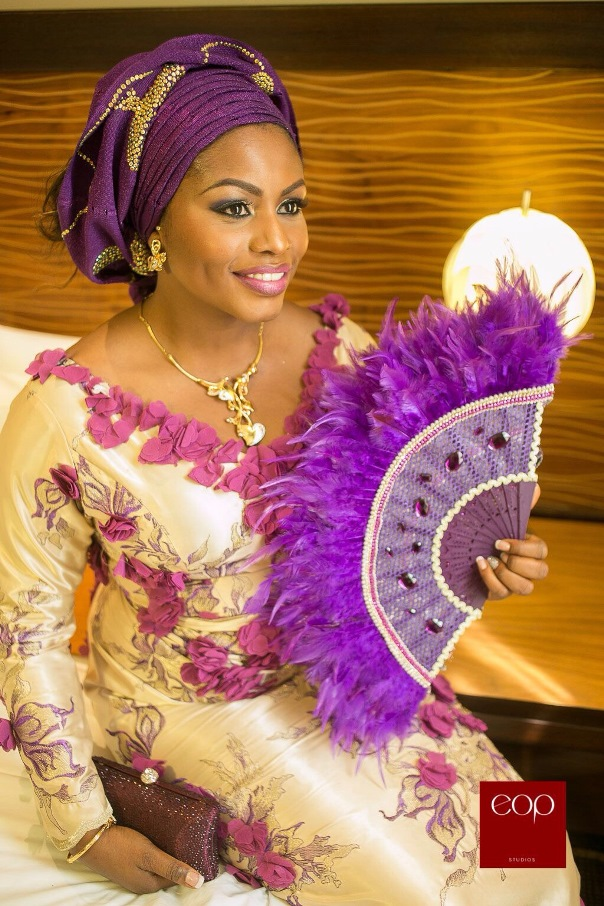Liz Awoliyi and Tosin Osho's Traditional Engagement LoveweddingsNG 6