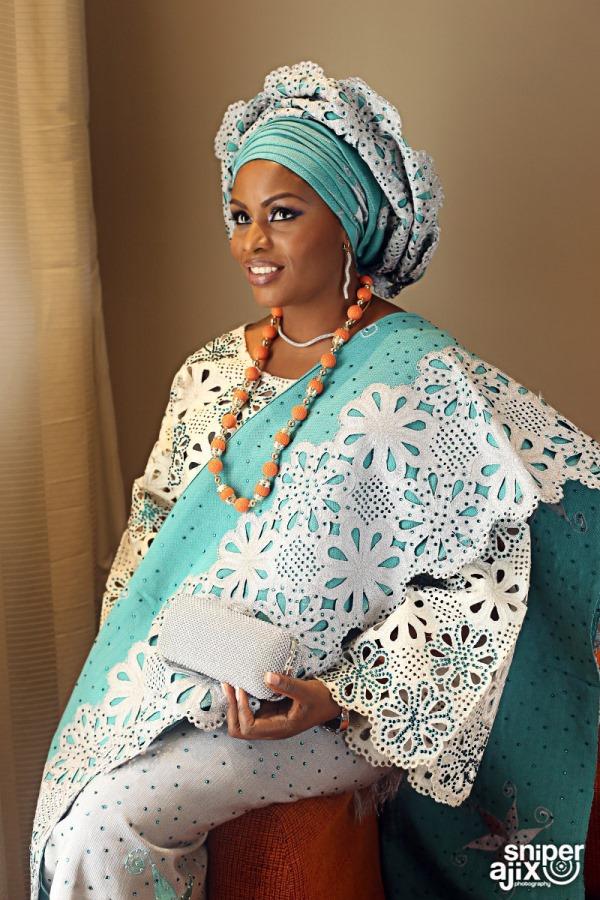 Liz Awoliyi and Tosin Osho's Traditional Engagement LoveweddingsNG 9