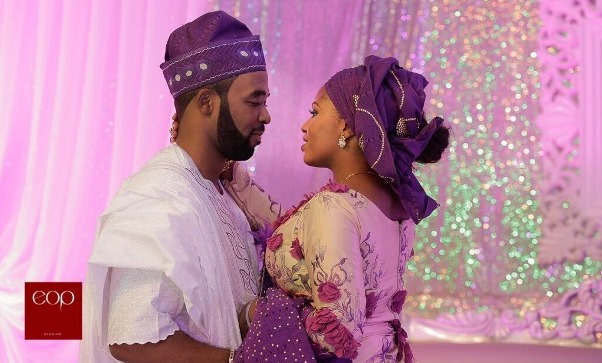 Official Pictures from Liz Awoliyi & Tosin Osho's Traditional Wedding