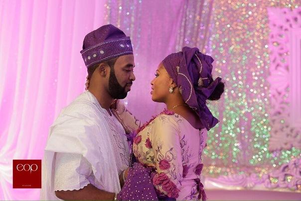 Liz Awoliyi and Tosin Osho's Traditional Engagement LoveweddingsNG