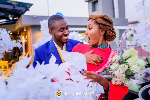 Lovebugs Nigerian Christmas Inspired Proposal - LoveweddingsNG 22