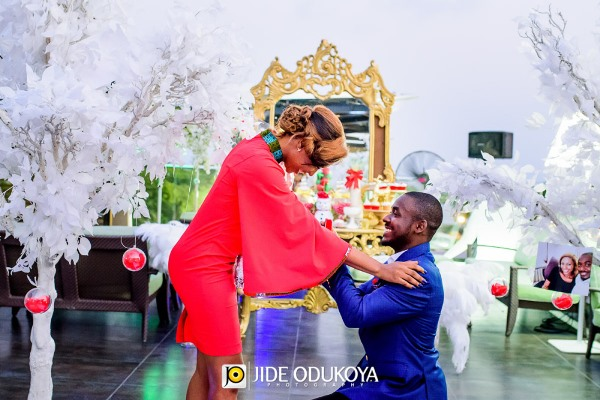 Lovebugs Nigerian Christmas Inspired Proposal - LoveweddingsNG 27
