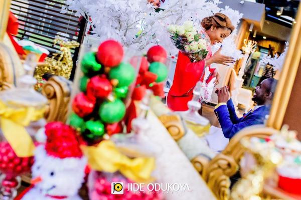 Lovebugs Nigerian Christmas Inspired Proposal - LoveweddingsNG 29