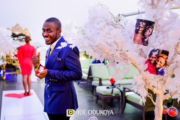 Lovebugs Nigerian Christmas Inspired Proposal - LoveweddingsNG 30