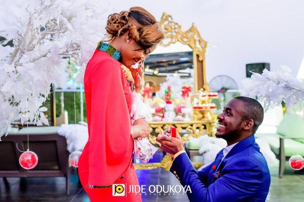 Lovebugs Nigerian Christmas Inspired Proposal - LoveweddingsNG 31