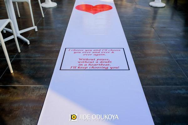 Lovebugs Nigerian Christmas Inspired Proposal - LoveweddingsNG 6