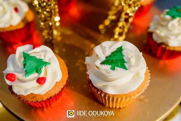 Lovebugs Nigerian Christmas Inspired Proposal - cupcakes LoveweddingsNG