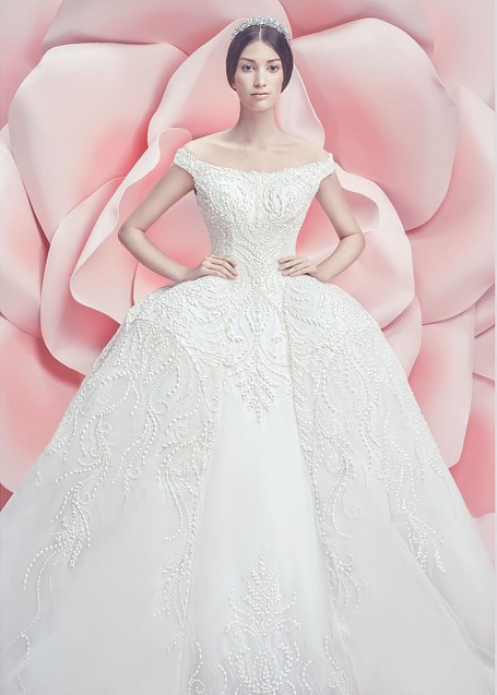 Michael Cinco Spring Summer 2016 Bridal Collection LoveweddingsNG 10