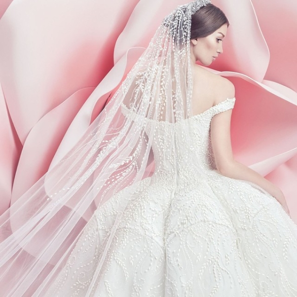 Michael Cinco Spring Summer 2016 Bridal Collection LoveweddingsNG 11
