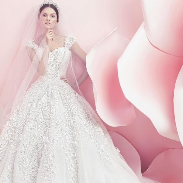 Michael Cinco Spring Summer 2016 Bridal Collection LoveweddingsNG 12