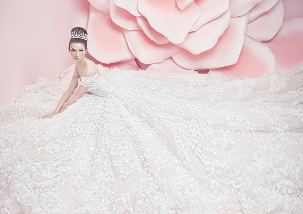 Michael Cinco Spring Summer 2016 Bridal Collection LoveweddingsNG5