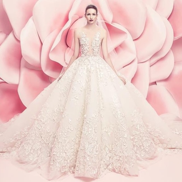 Michael Cinco Spring Summer 2016 Bridal Collection LoveweddingsNG8