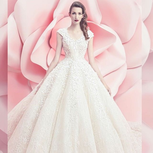 Michael Cinco Spring Summer 2016 Bridal Collection LoveweddingsNG9