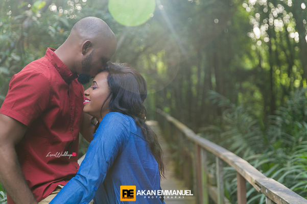 Nigerian Engagement Session - Ify and Ben Akan Emmanuel Photography LoveweddingsNG 8