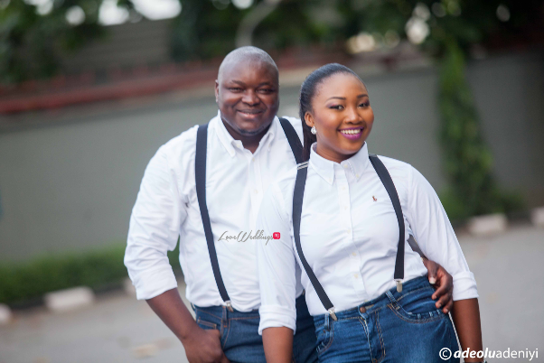 Oluwatosin and Imoleayo's 1+3+1 = Forever | Adeolu Adeniyi Photography