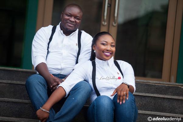 Nigerian Engagement Session - Oluwatosin and Imoleayo LoveweddingsNG Adeolu Adeniyi 8