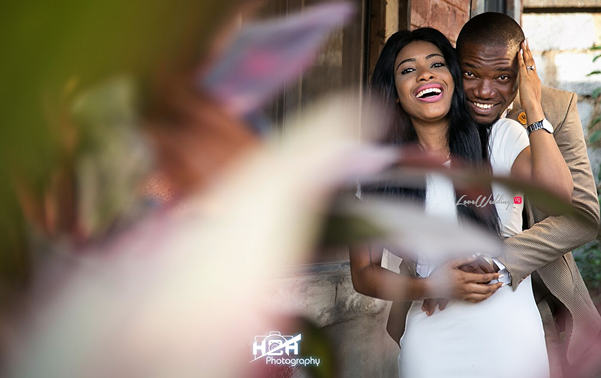 Nigerian Engagement Shoot - Uzo and Eno LoveweddingsNG 2