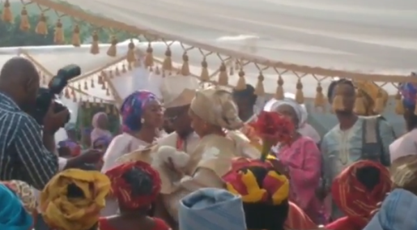 Nigerian Mavin DiJa Traditional Wedding LoveweddingsNG 7