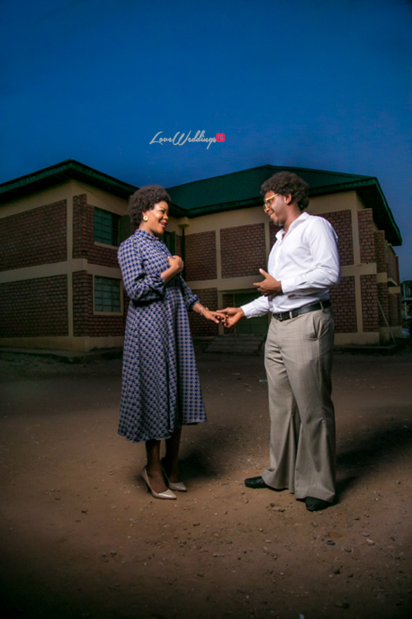 Nigerian Pre Wedding Shoot - Nonso and Nnenna LoveweddingsNG 1