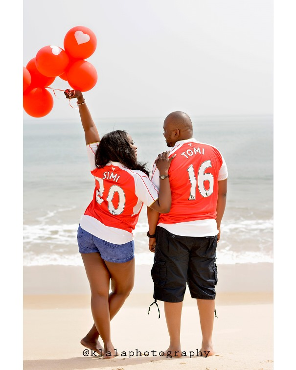 Nigerian Pre Wedding Shoot - Simi and Tomi Klala Photography LoveweddingsNG 15
