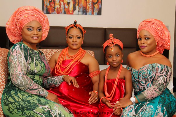 Nigerian Traditional Intertribal Wedding - Margaret & Duro - LoveweddingsNG Klala Photography 22