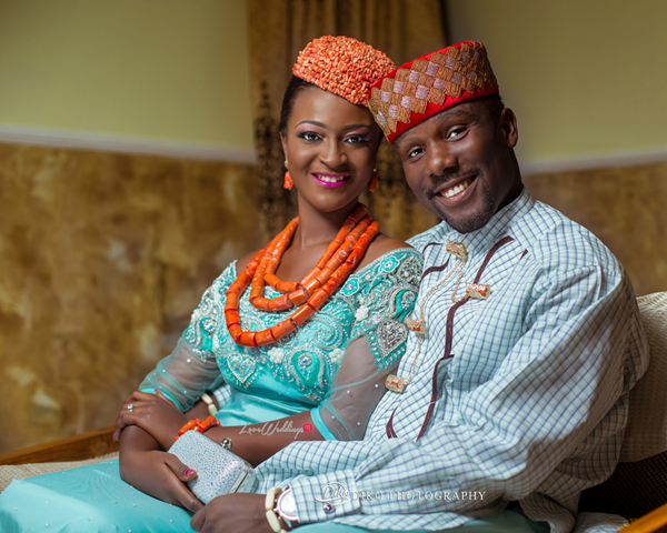 Nigerian Traditional Wedding Pictures - Elisabeth and Fabia Diko Photography LoveweddingsNG 12