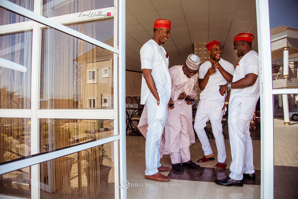 Nigerian Traditional Wedding Pictures - Elisabeth and Fabia Diko Photography LoveweddingsNG 3
