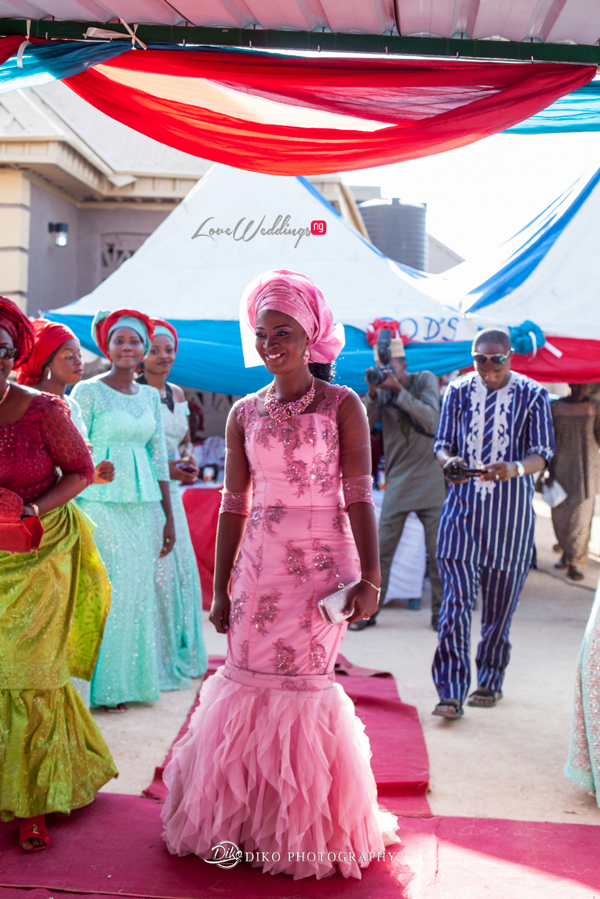Nigerian Traditional Wedding Pictures - Elisabeth and Fabia Diko Photography LoveweddingsNG 4