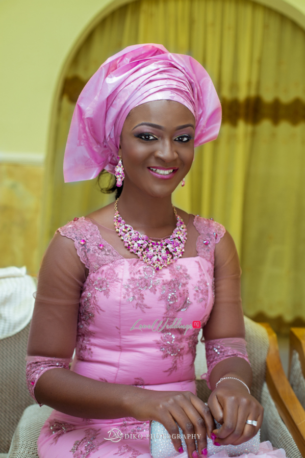 Nigerian Traditional Wedding Pictures - Elisabeth and Fabia Diko Photography LoveweddingsNG 6
