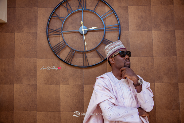 Nigerian Traditional Wedding Pictures - Elisabeth and Fabia Diko Photography LoveweddingsNG
