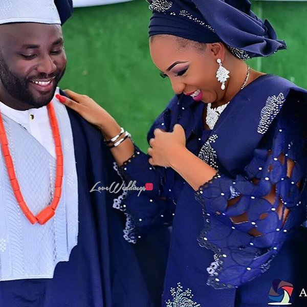 Nigerian Traditional Wedding - Wonuola and Mayokun LoveweddingsNG 10