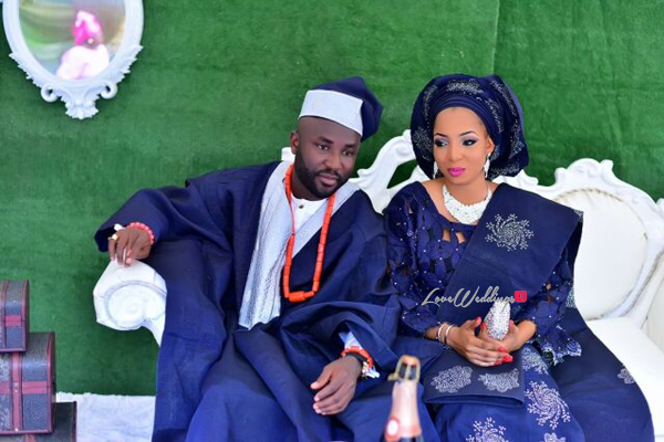 Nigerian Traditional Wedding - Wonuola and Mayokun LoveweddingsNG 2