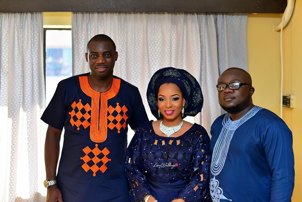 Nigerian Traditional Wedding - Wonuola and Mayokun LoveweddingsNG 7