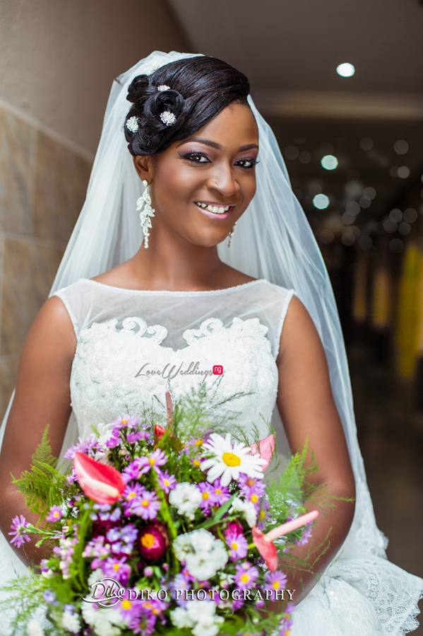 Nigerian Wedding Pictures - Elisabeth and Fabia Diko Photography LoveweddingsNG 3
