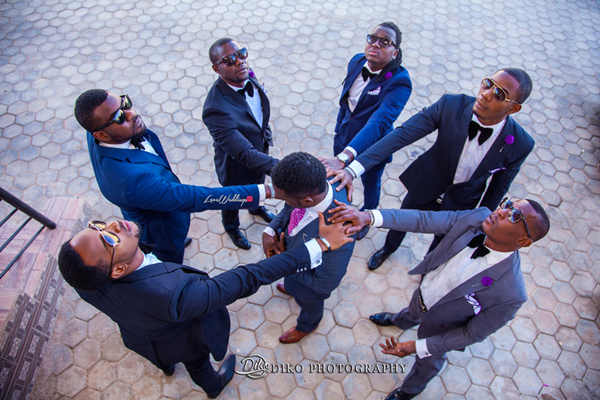 Nigerian Wedding Pictures - Elisabeth and Fabia Diko Photography LoveweddingsNG