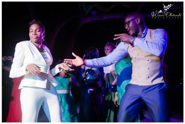 Nigerian Wedding Trends 2015 - Bridal Pant Suits LoveweddingsNG Wani Olatunde Photography